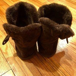 Steve Madden Shoes - Steve Madden 'Missyy' Slipper Booties